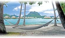 TAHITI - MOOREA - BORA BORA (Garden Pool Bungalow en Moorea) (PC)