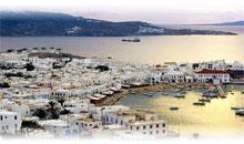 grecia clasica con mykonos y santorini