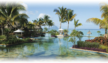 isla mauricio: hotel la pirogue resort & spa (beach pavilion) (pc)
