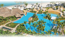 ISLA MAURICIO: HOTEL SUGAR BEACH GOLF & SPA RESORT (Beach-Front Villa)