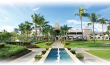 ISLA MAURICIO LUNA DE MIEL: HOTEL SUGAR BEACH GOLF & SPA RESORT (Beach-Front Villa)