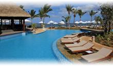 isla mauricio luna de miel: hotel sugar beach golf & spa resort (beach-front villa) (pc)