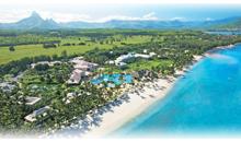 ISLA MAURICIO LUNA DE MIEL: HOTEL SUGAR BEACH GOLF & SPA RESORT (Beach-Front Villa) (TI)