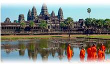india y templos de tailandia y angkor