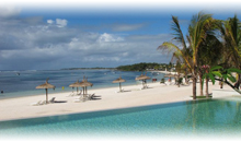 ISLA MAURICIO LUNA DE MIEL: HOTEL LONG BEACH GOLF & SPA RESORT (Junior Suite Sea-View) (TI)