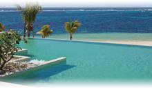 isla mauricio luna de miel: hotel long beach golf & spa resort (junior suite beach-access)