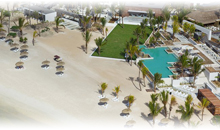 isla mauricio luna de miel: hotel long beach golf & spa resort (junior suite beach-access) (ti)
