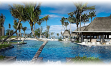 ISLA MAURICIO LUNA DE MIEL: HOTEL LONG BEACH GOLF & SPA RESORT (Junior Suite Beach-Access) (PC)