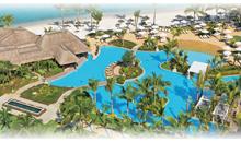 contrastes de dubai y mauricio (hotel sugar beach)