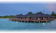 india, maldivas y dubai: tentación - olhuveli maldivas todo incluido