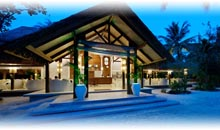 maldivas: hotel kuramathi (beach villa) (ti básico)
