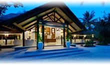 MALDIVAS: HOTEL KURAMATHI (Water Villa Jacuzzi)